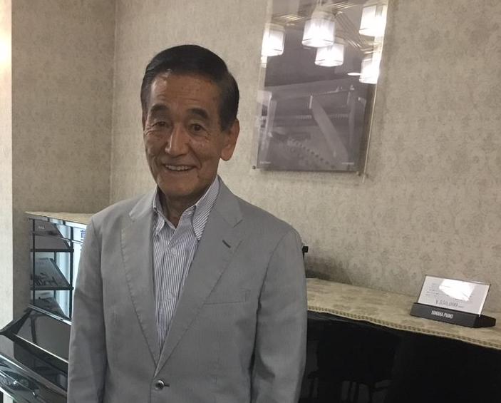 代表取締役社長 福田良治様