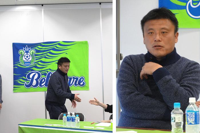 曺 貴裁 監督