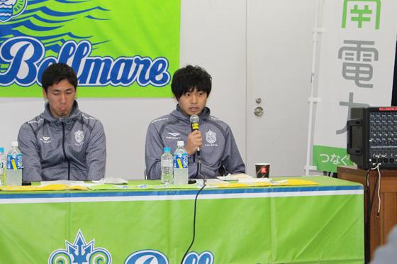 岡本 拓也選手(36番)