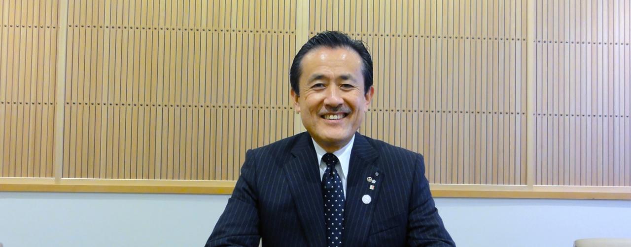 鈴廣かまぼこ株式会社 代表取締役副社長 鈴木悌介